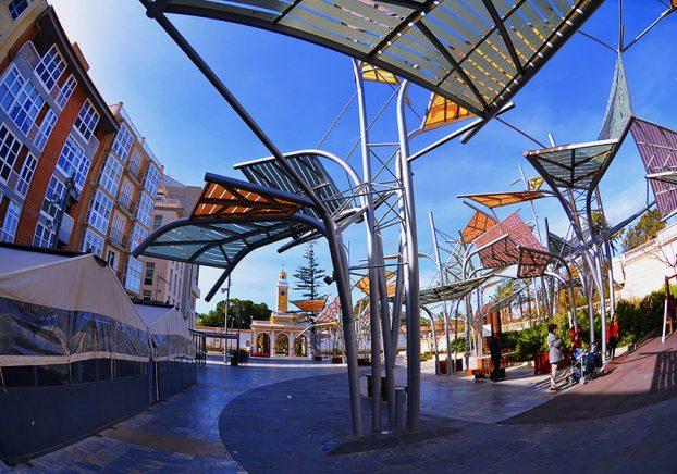 Plaza del Rey, Cartagena