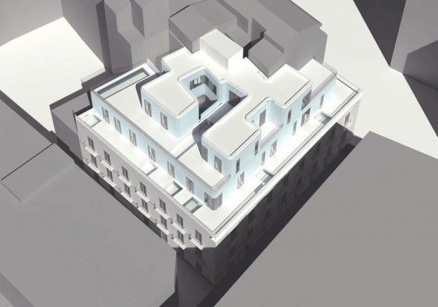 Reforma edificio Tivoli
