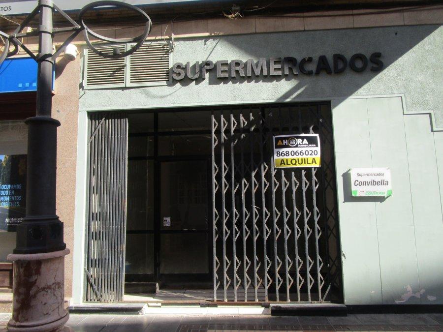 Local Comercial-Calle Sagasta, Nº20-Cartagena-AHA-061-Fachada-Ahora Gestores Inmobiliarios. (5)